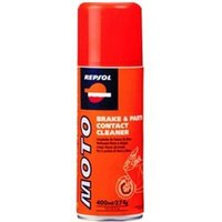 Repsol Moto Brake Parts & Contact Cleaner 400ml